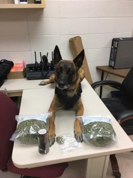 189 drug arrest